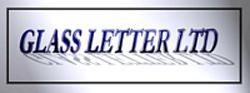Glass Letter
