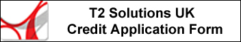T2 Solutions Credit Application